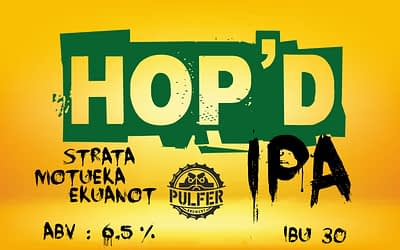 Hop'd is here!